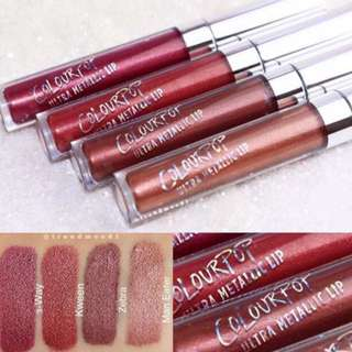 🌟SALE🌟 Colourpop Ultra Metallic Lip