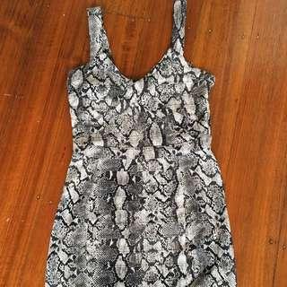 A Dress By H&M