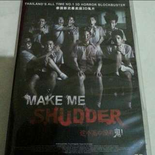 Make Me Shudder Dvd ( Thai Horror )
