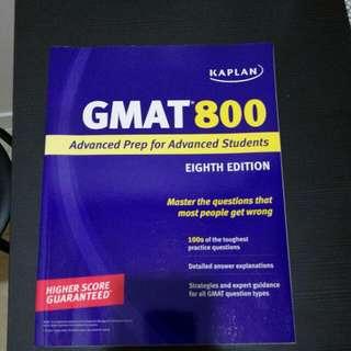 GMAT 800