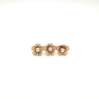 """Cincin """"flower"""" (2 Jari)"""