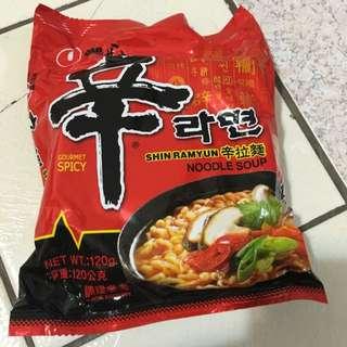 超夯韓國辛拉麵🇰🇷🍜
