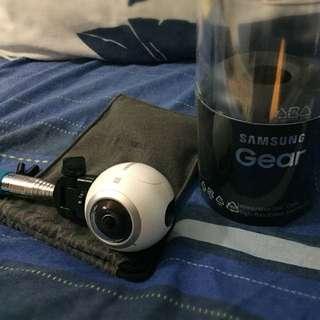Samsung Gear Camera 360