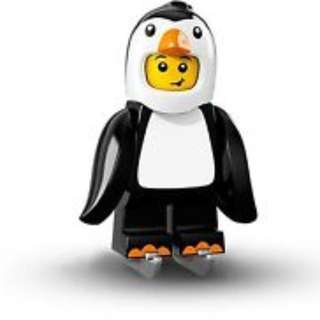Lego MiniFigures Series 16 Penguin Boy