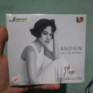 CD KFC (Andien - Let It Be My Way)