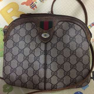 Gucci Vintage Bag 斜咩袋