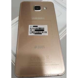 BNIB Samsung A3 ( GOLD/16GB )
