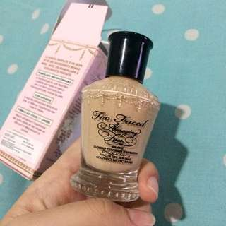 FOUNDATION TOO FACED AMAZING SKIN