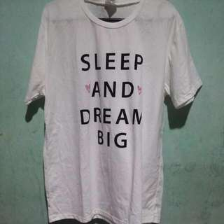 Kaos Nevada Size L Sleep And Dream Big