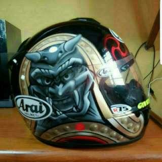 Arai Vector Full Face Helmet