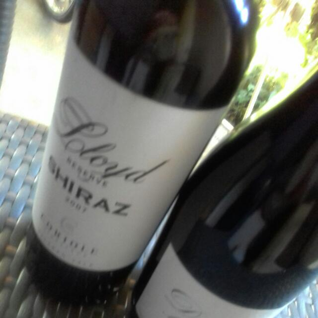 2bottles Of Top Quality Shiraz