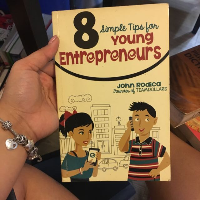 8 Young Entreprenuers