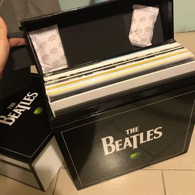 全新披頭四黑膠唱片全集