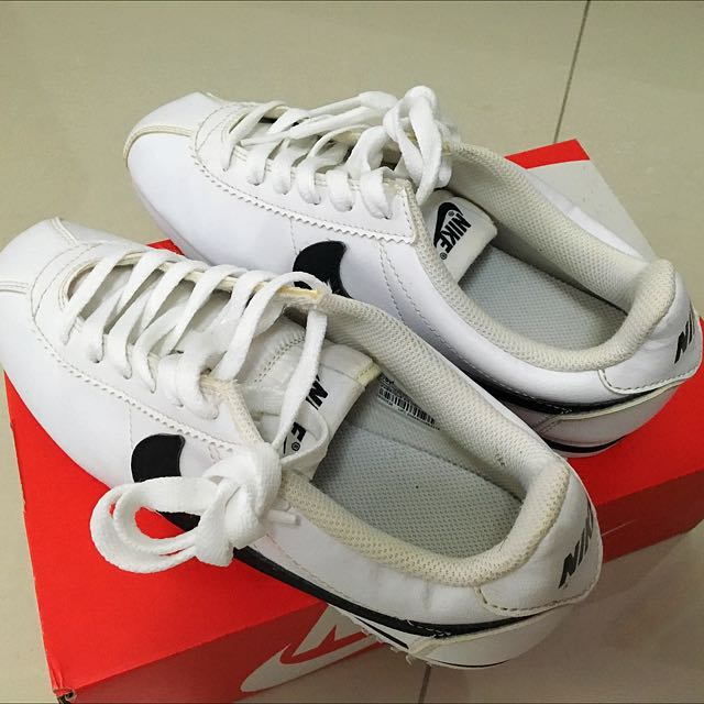 阿甘鞋  白色  正品(含運)