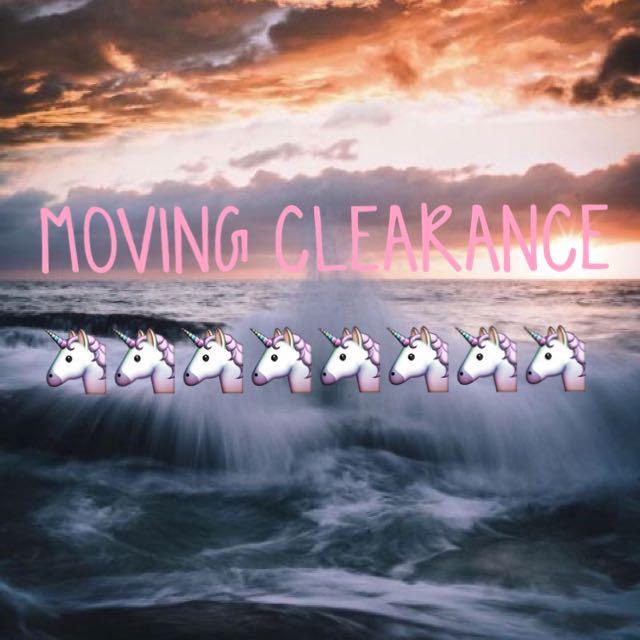 ✨ CLEARANCE!!