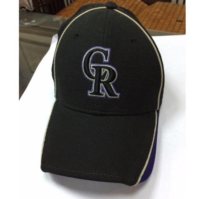 免運  MLB 科羅拉多打擊練習帽