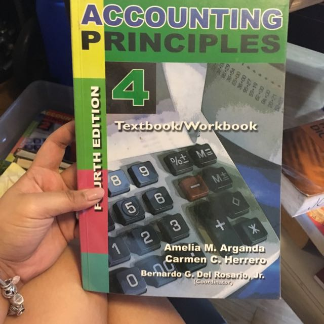 Accounting Principles 4