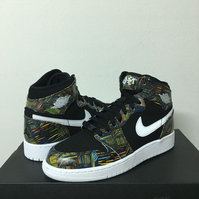 AIR JORDAN 1 RETRO BHM GG