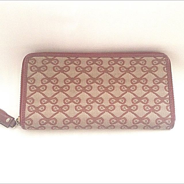 (Authentic) Anya Hindmarch Wallet