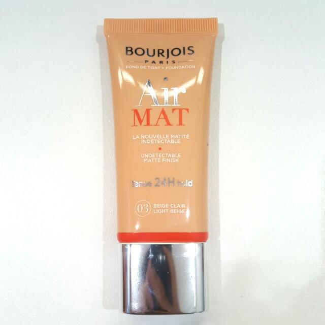 Bourjois Matte 24Hour Foundation
