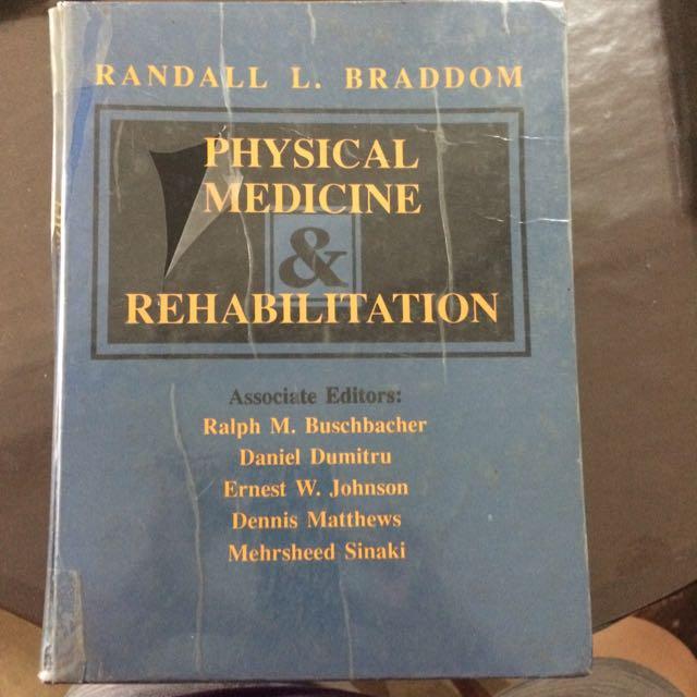 Braddom Physical Med & Rehab