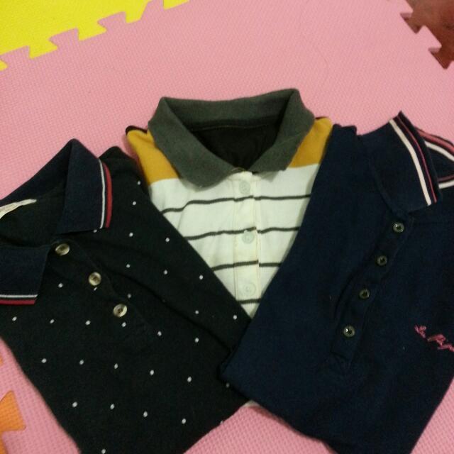 Bundle Sale Of Polo Shirt