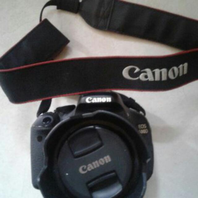 camera canon dlsr eos 600d
