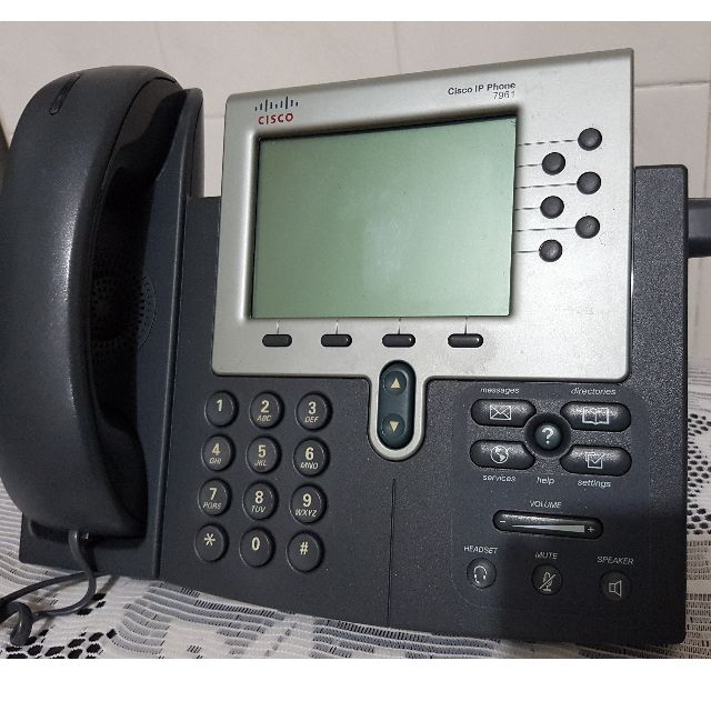 CISCO IP Phones Model 7961, Everything Else on Carousell