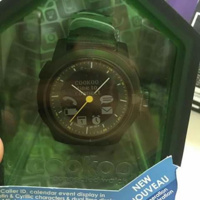 Cookoo 2 Smart Watch