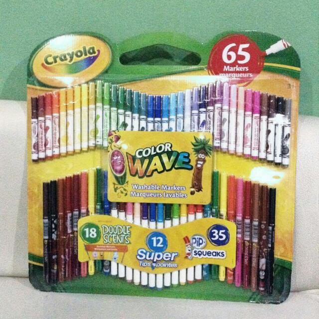 Crayola Color Wave