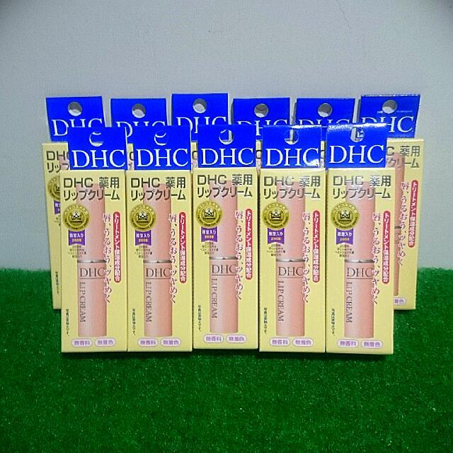 《日本帶回現貨》DHC護唇膏