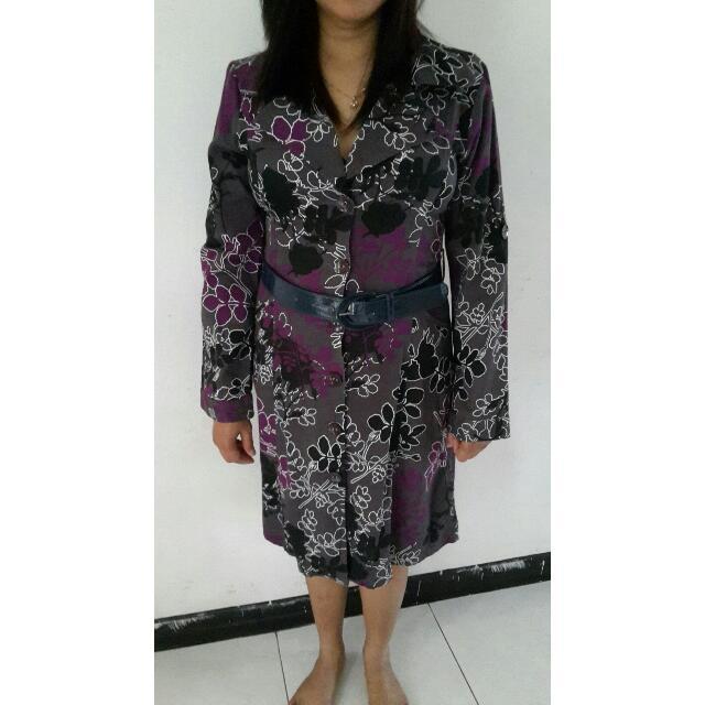 Dress Merk Minimal