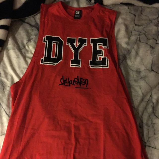 Dye - Gym Singlet