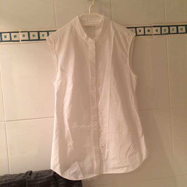 Everlane Cotton Poplin Shirt