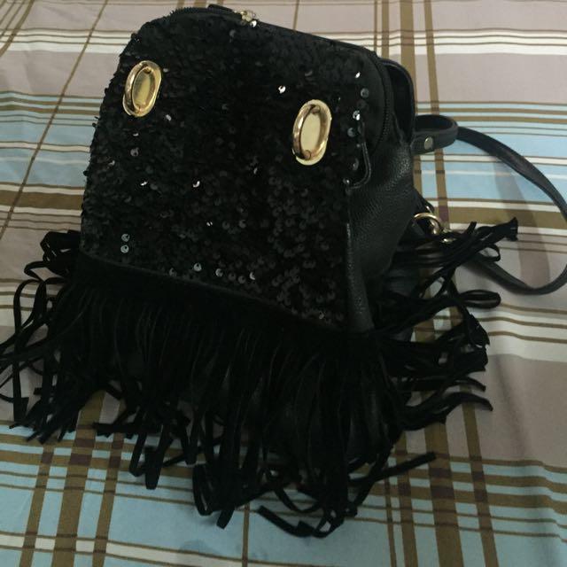 Fringe Bag Pack