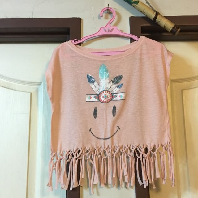 Gingerssnap Pink Tshirt