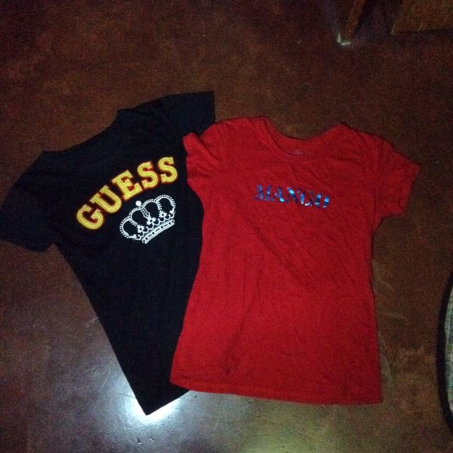 Guess & Mango Shirt
