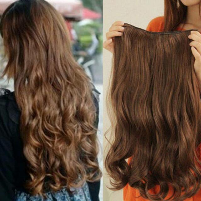 Hairclip Curly 75cm