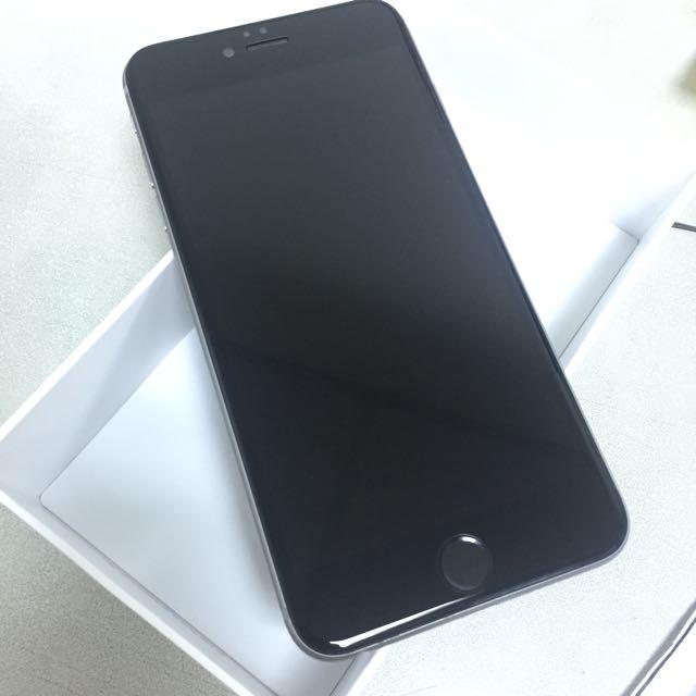 Iphone6plus太空灰