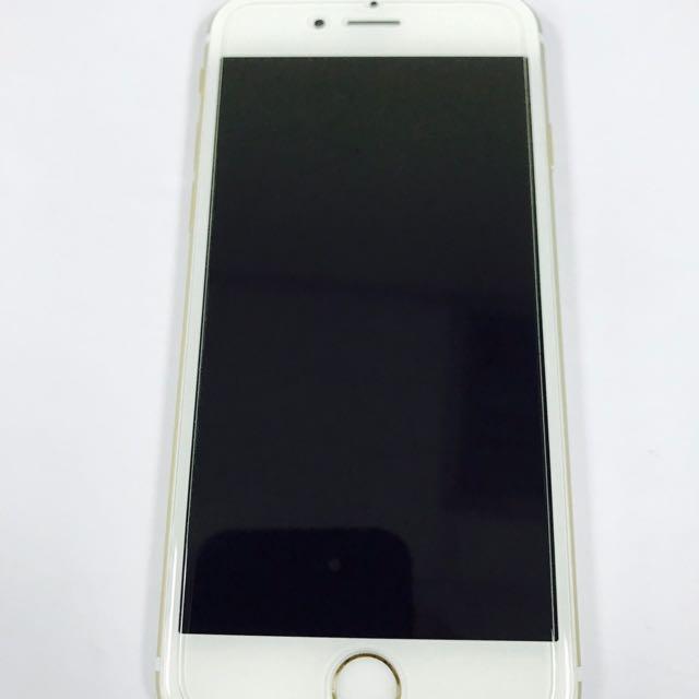 Iphone6s 64G金 保固中