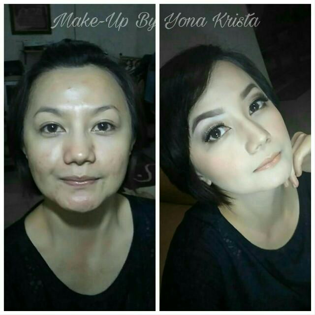 Make Up Party/Wisuda/Photoshoot/Wedding/Beauty Class