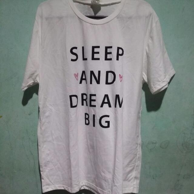 Kaos Nevada Size L Sleep And Dream Big