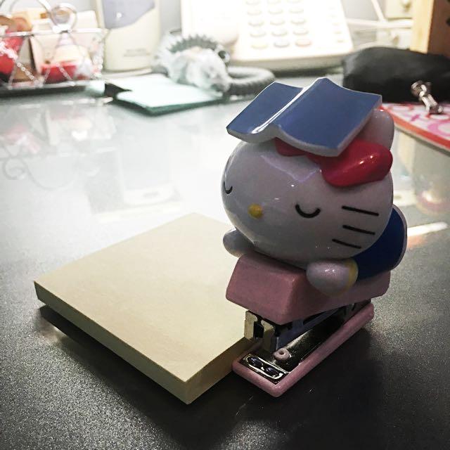 Kitty釘書機