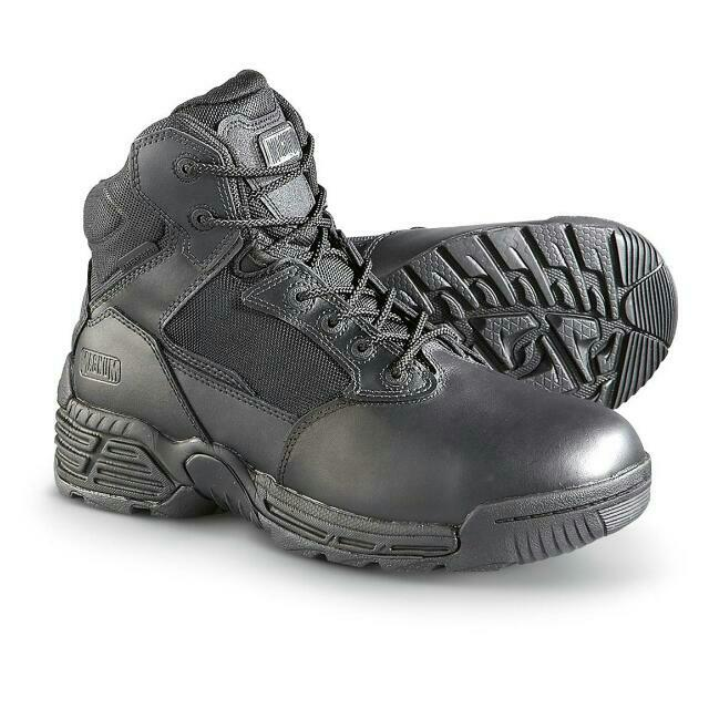 05b58f48964 Magnum Boots - Stealth Force 6.0 Side-Zip