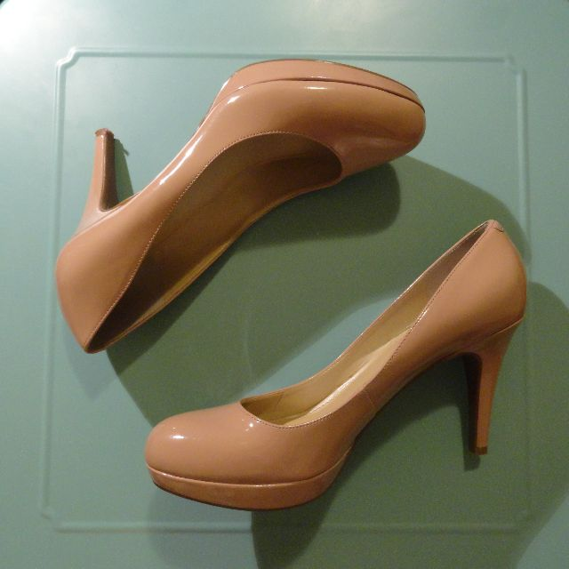 Marc Fisher Nude Heels