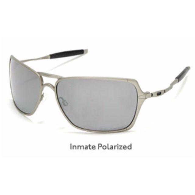 49261b7b2b844 Oakley Inmate Polarized - Aviator Sunglasses