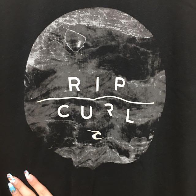 RIP CURL logoT 男版