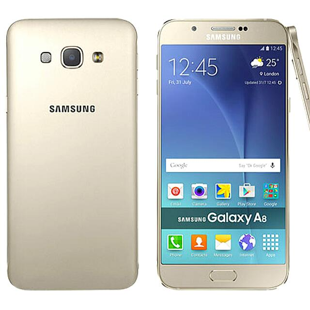 Samsung Galaxy A8 Sy Bli Bulan 8 2015 Harga 180000 Sya Jual Only 100000 Colour Gold Berminat Pm Mobile Phones Tablets Android On