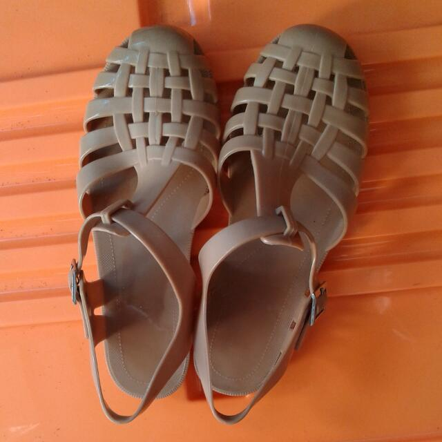 Sepatu Sandal Jelly