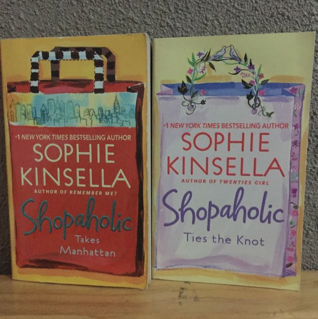 Shopaholic By Sophie Kinsella